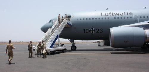 Les formateurs allemands sont arrivés à Bamako