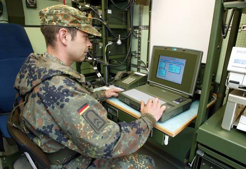 Bundeswehr und Technik