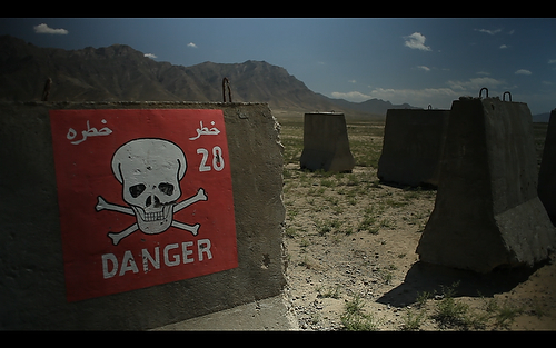 Bagram_firing-range