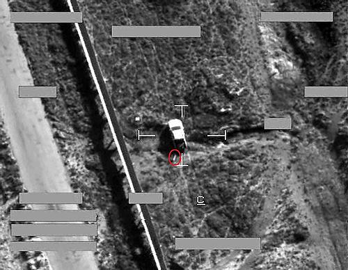 RAF CONDUCTS FIRST AIR STRIKES OF IRAQ MISSION