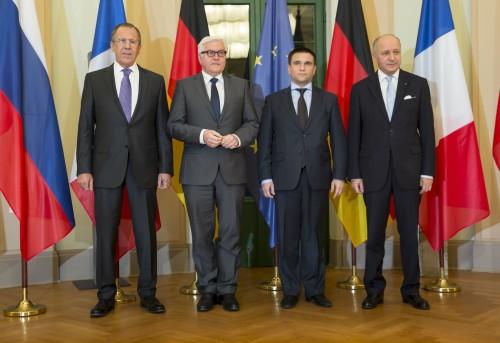 Aussenministertreffen