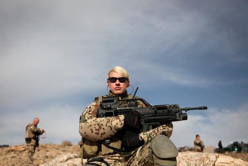Afghanistan - Joint Patrol FDD Programm