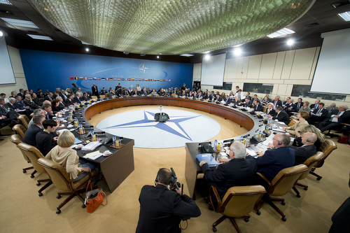 General with of the NATO-Ukraine Commission Meeting