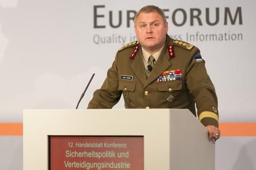 """12. HB Jahrestagung """"Sicherheitspolitik und Verteidigungsindustrie"""" (P1200626)"""