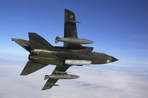"""Mehrzweck - Kampfflugzeuges Tornado, des Aufklärungsgeschwaders 51 """"Immelmann"""""""
