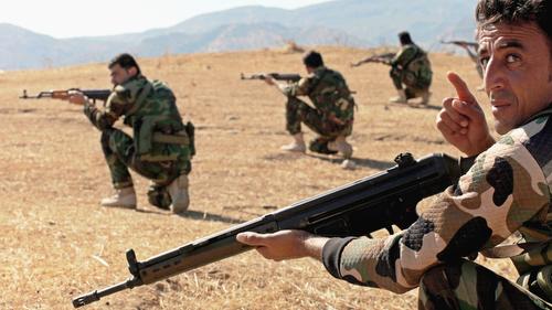 BPC training at Erbil, Iraq