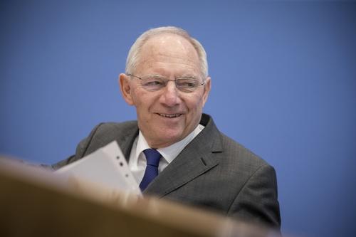 23.3.16 SchŠuble stellt Eckwerte des Bundeshaushalts 2017 vor