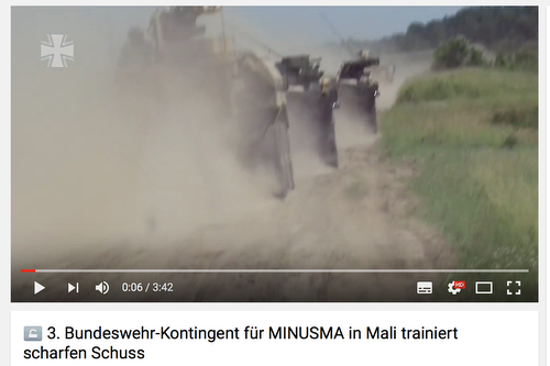 20160616_MINUSMA-Training