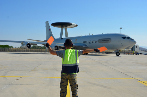 FOB maintains readiness as Component participates in Anatolian Eagle