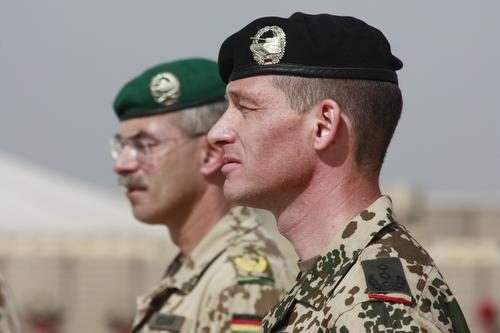 Impressionen 19. und 20. Kontingent ISAF