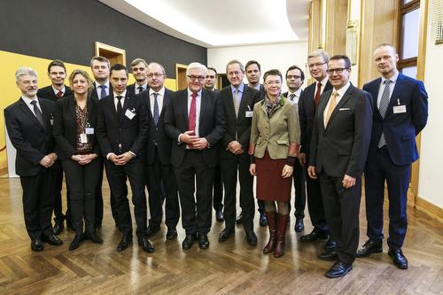 Eroeffnung SOM-Konferenz Freundesgruppe Ruestungskontrolle