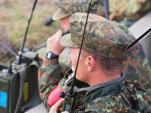 Bundeswehr_Funkgeraete