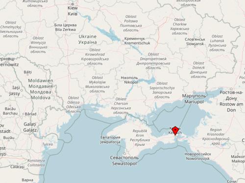 Die Straße Von Kertsch Als Neuer Hotspot Ukraine Russland