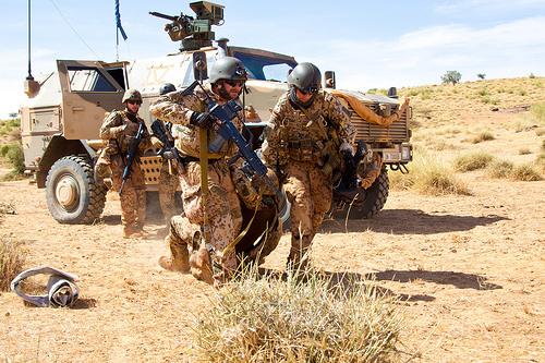 Mali Einsatz Bundeswehr