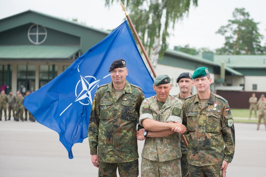 Litauen Nato