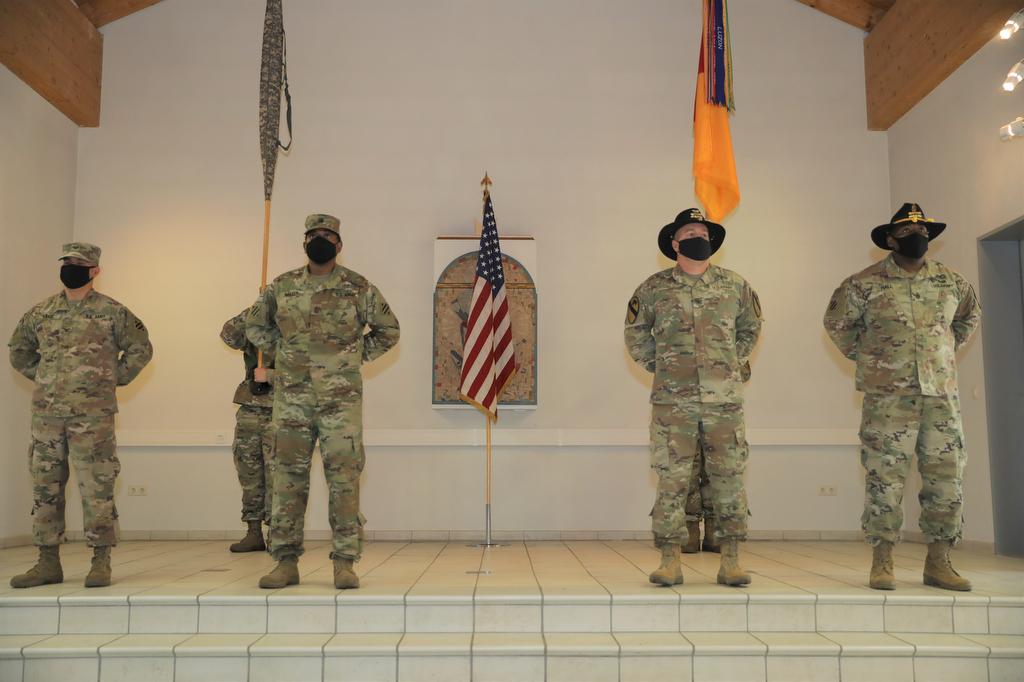 US-Kongress will Truppenabzug aus Deutschland bremsen – Augen geradeaus!