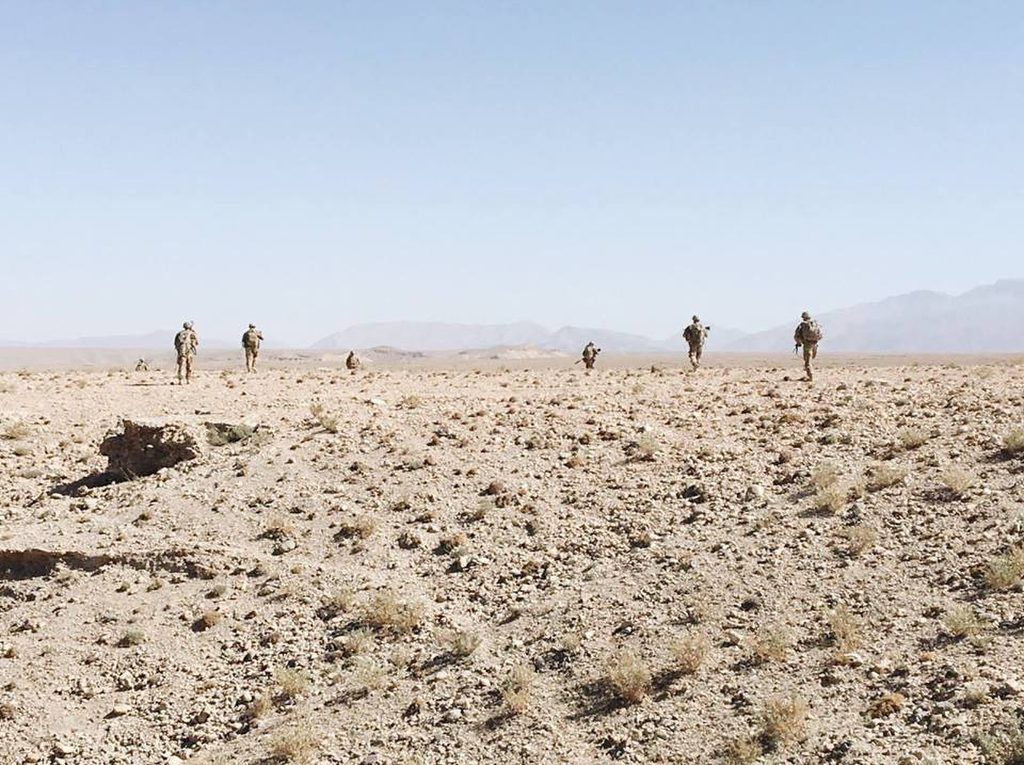 Merkposten: Verlängerung des Afghanistan-Einsatzes absehbar